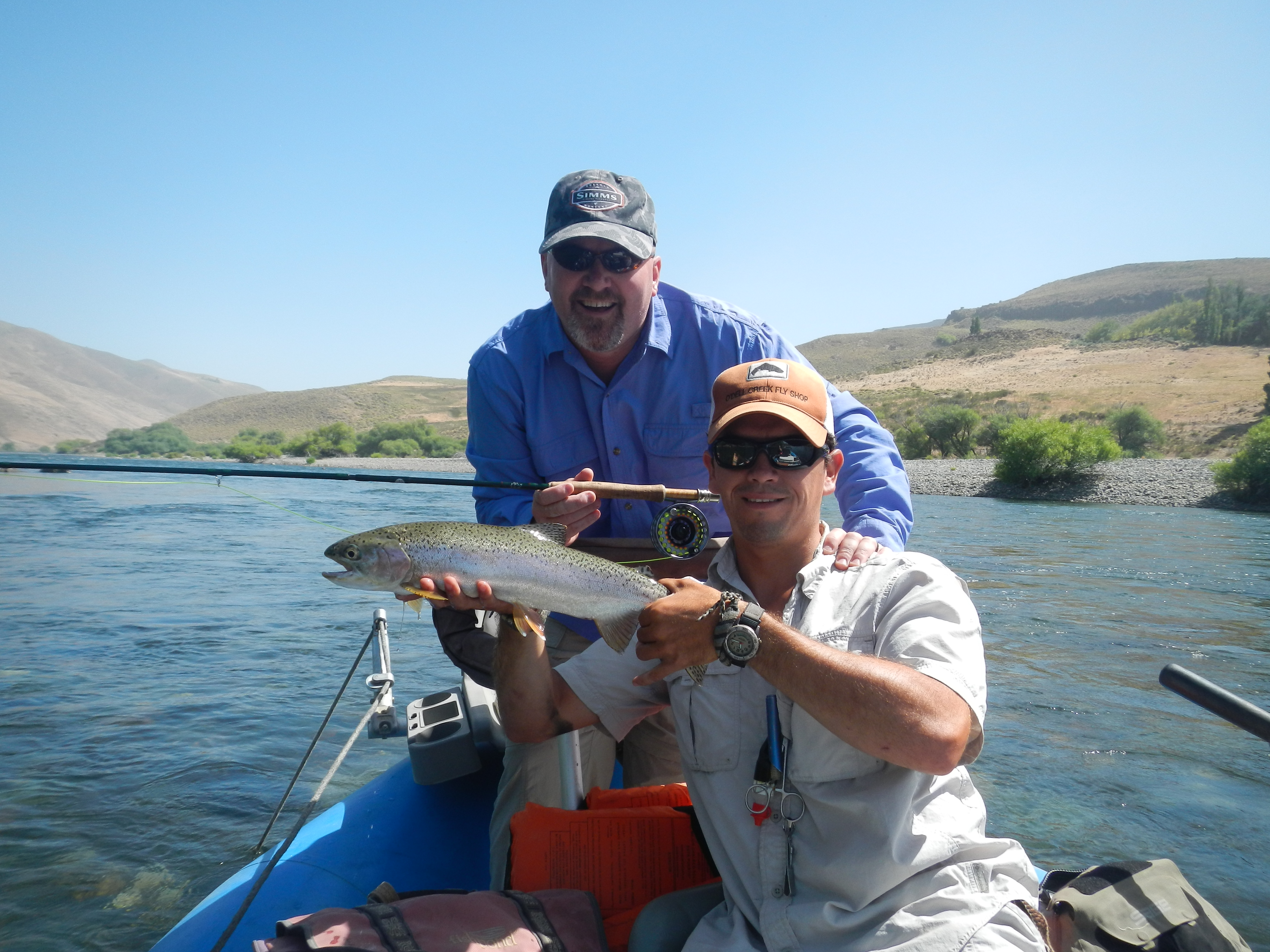 Fly fishing in patagonia argentina for Patagonia fly fishing