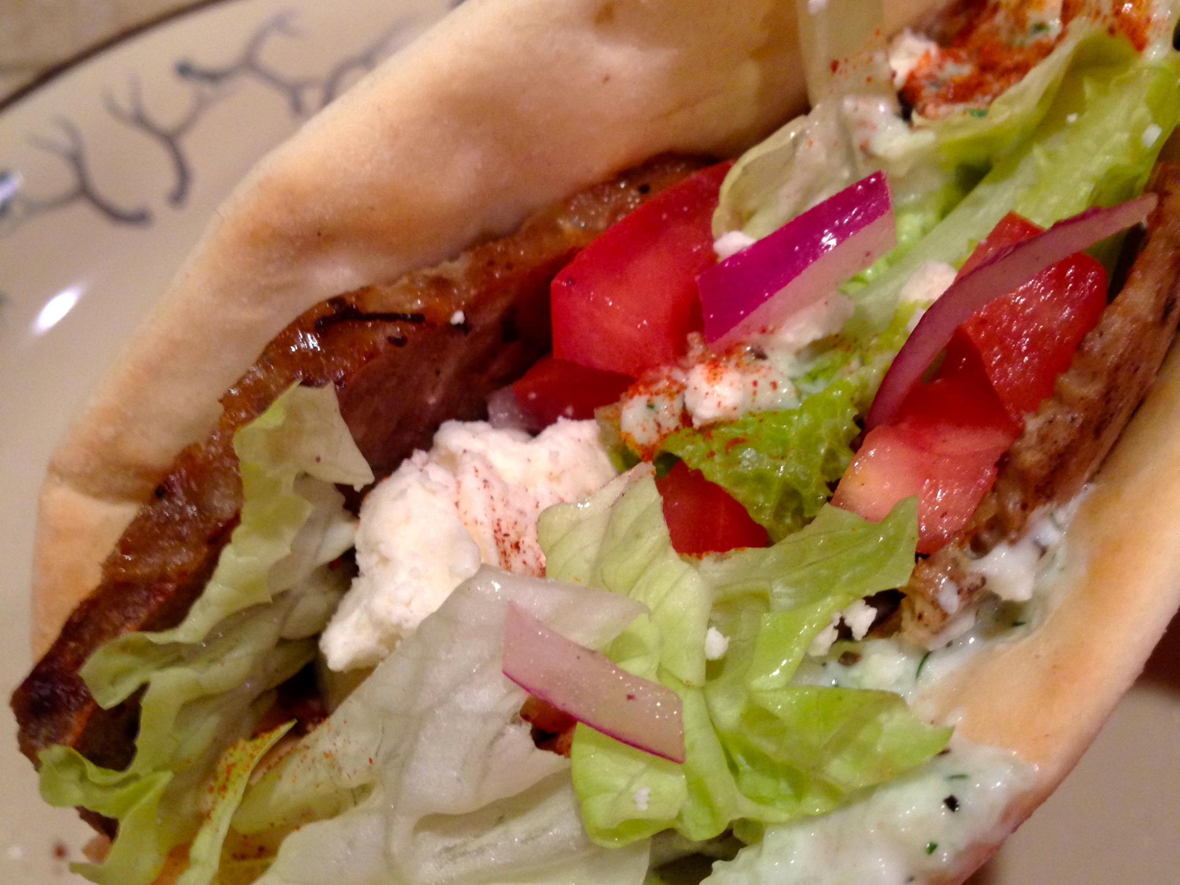 Greek Gyro Meat Recipe